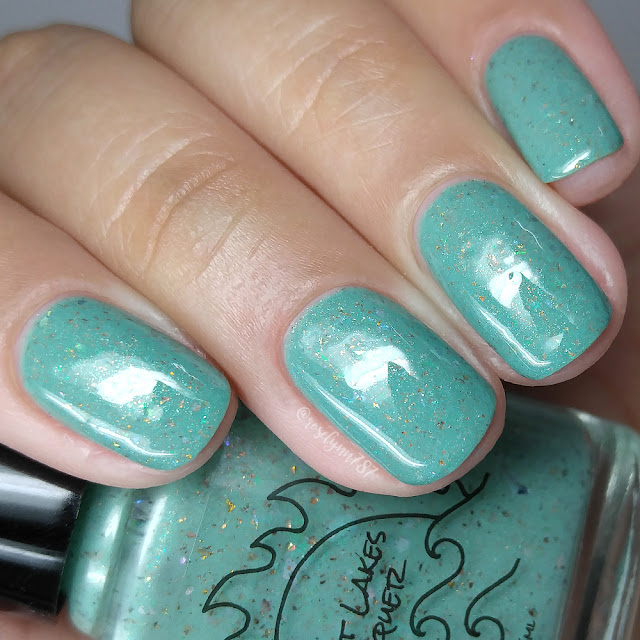 Great Lakes Lacquer - Eyes Like Oceans