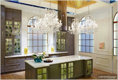 Classic Kitchen Decorations for Luxury Homes 14