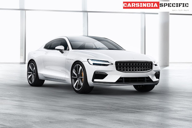 Polestar Strikes Out On Its Own With Hybrid Coupe Cars India