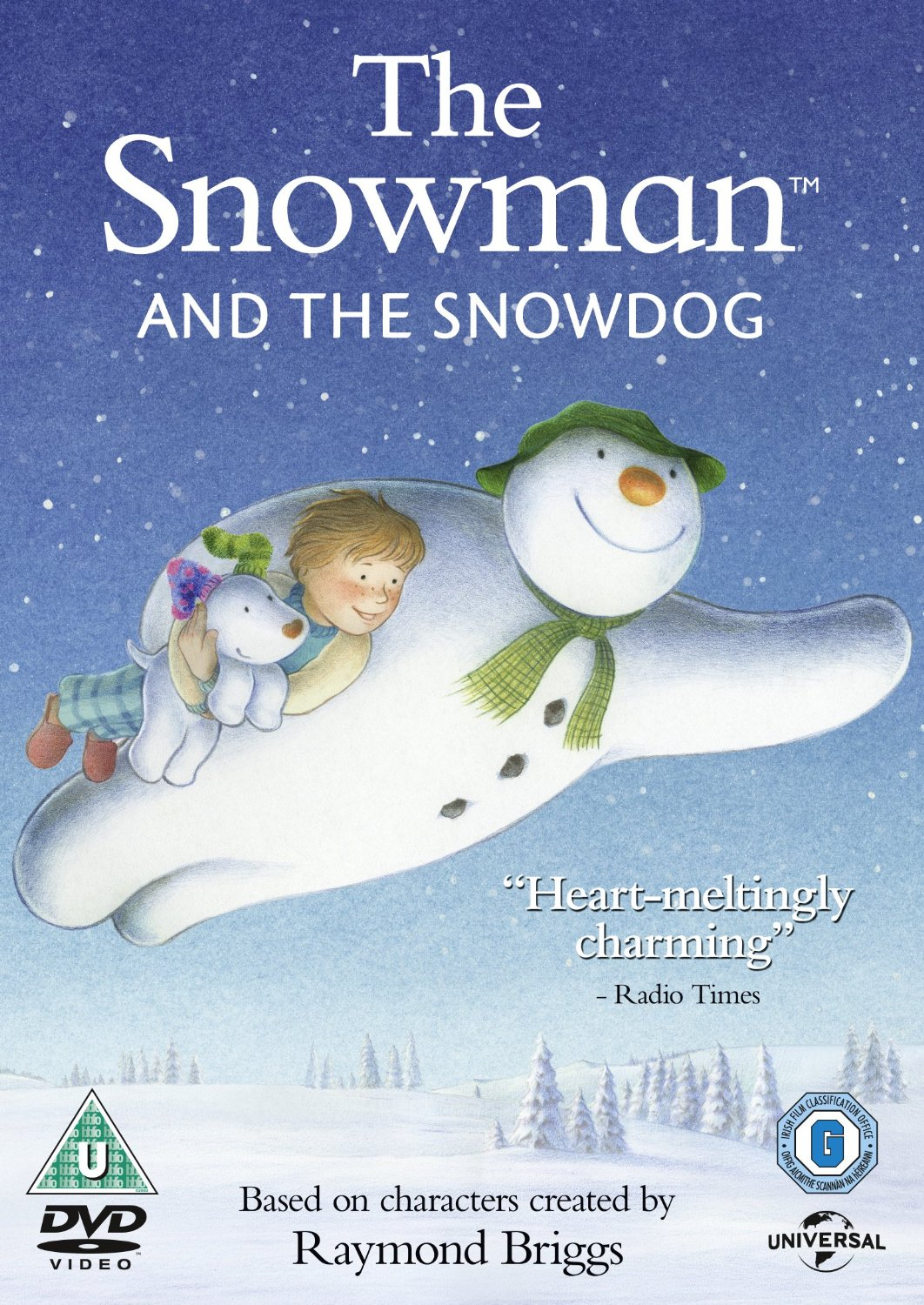 The Snowman and The Snowdog (2012) ταινιες online seires oipeirates greek subs