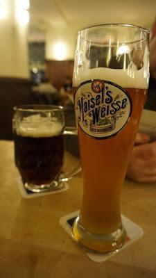 Cervezas en Berlín