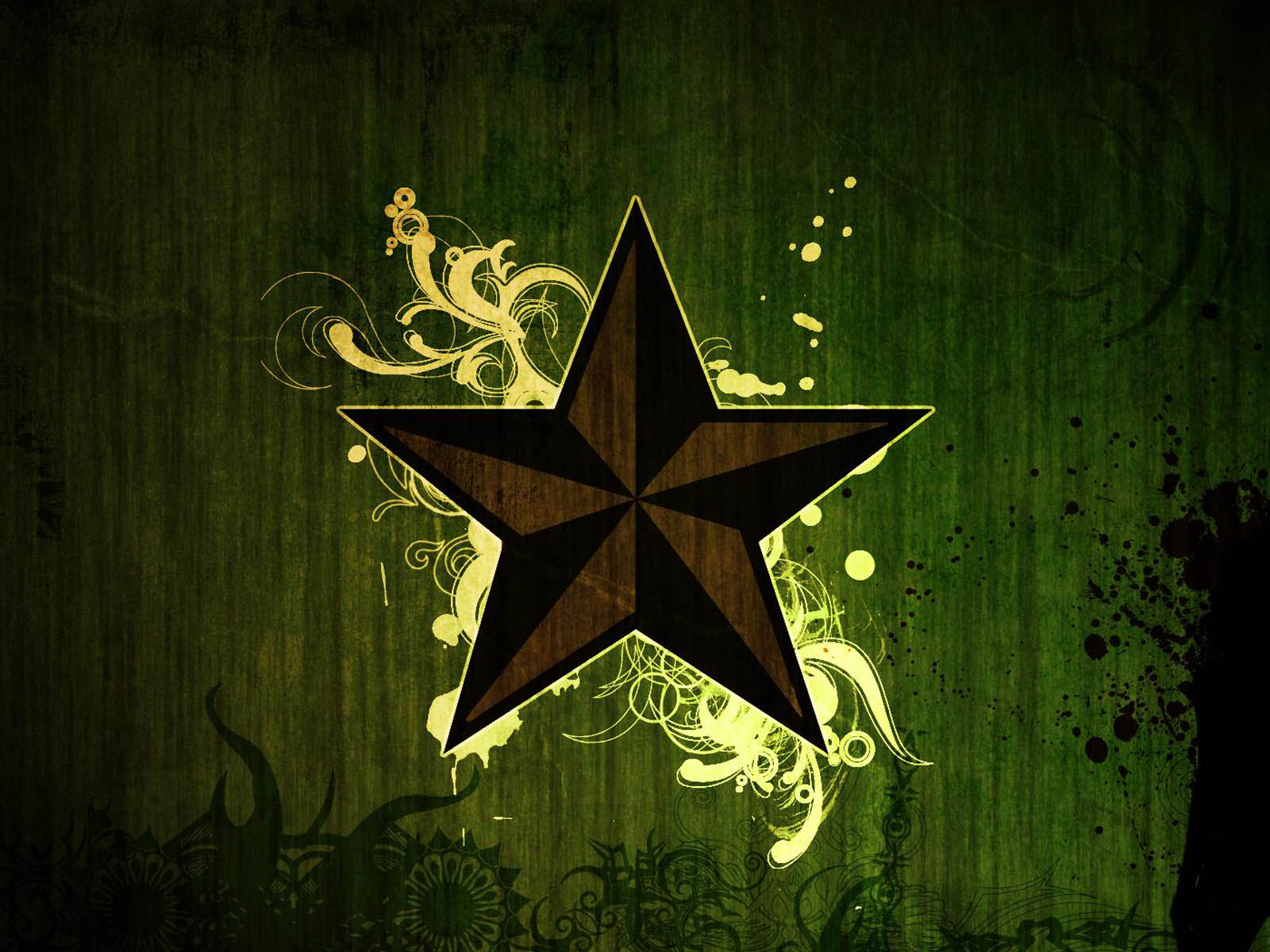 wallpapers: 3D Stars Wallpapers