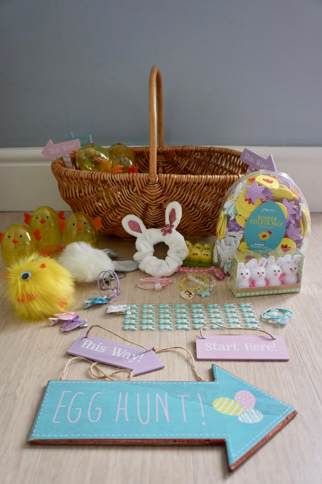 easter egg hunt non chocolate ideas
