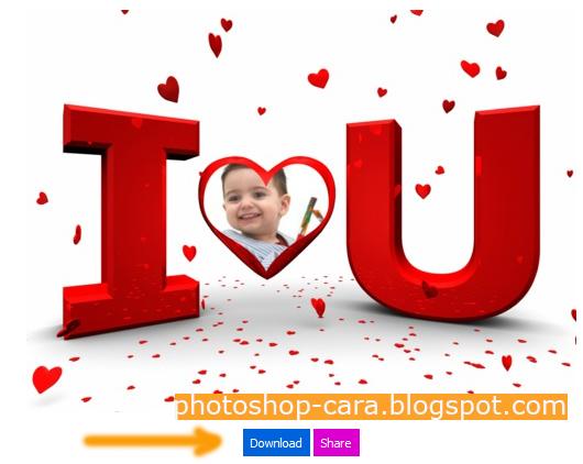 Cara Bingkai Foto di Internet