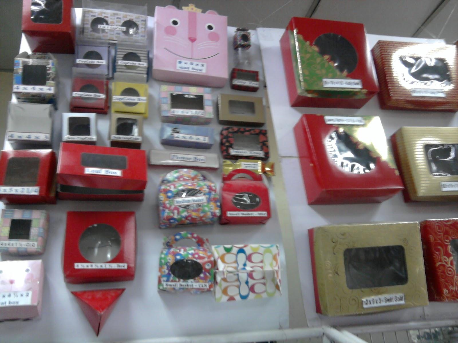 Cake Box Supplier Divisoria