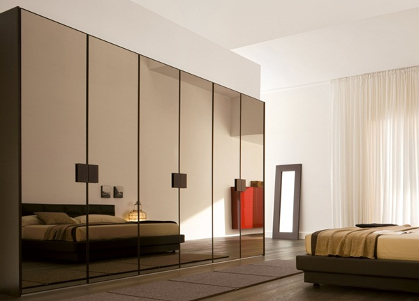 Walk-in Wardrobes Modern Designs