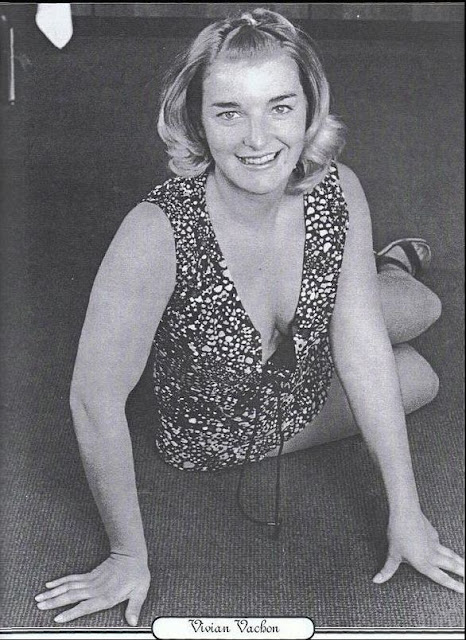 Womens Pro Wrestling Vivian Vachon - Vintage Female Wrestlers-6931