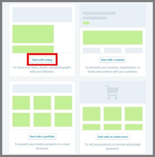 Pilih Layout Homepage