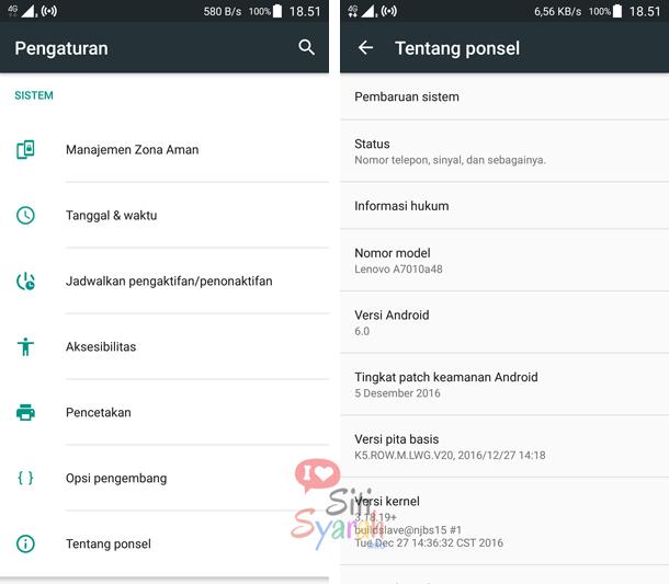 Apa Maksud Android Sedang Meningkatkan Versi