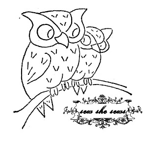 Making It Well: Owl Embroidery