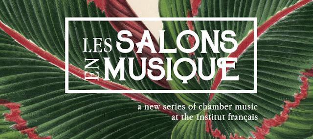 Les Salons en Musique at the Institut francais