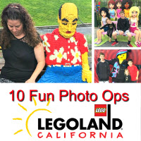 Photo Ops at Legoland Family Review Guide