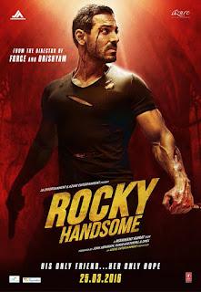 Sinopsis Film Rocky Handsome (2016)