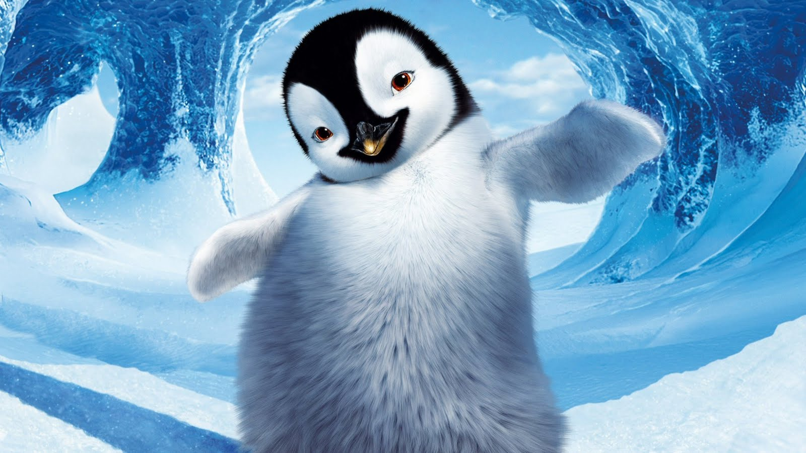Happy Feet 2 3D HD Wallpapers