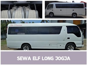Sewa Isuzu Elf Long Jogja