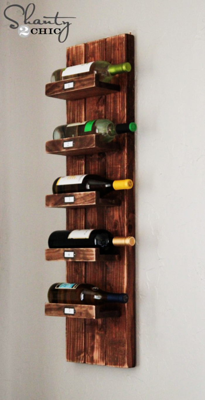 DIY Monday # Wine rack - Ohoh Blog