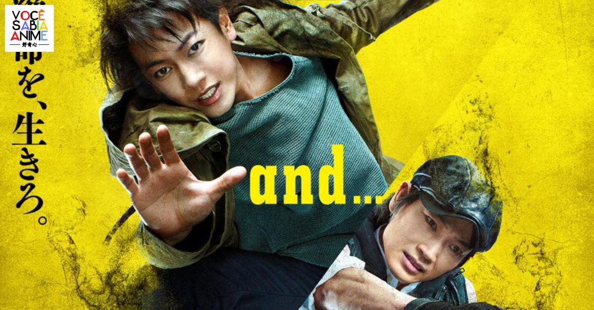 Ajin ganha 272 milhões de ienes nos cinemas japoneses