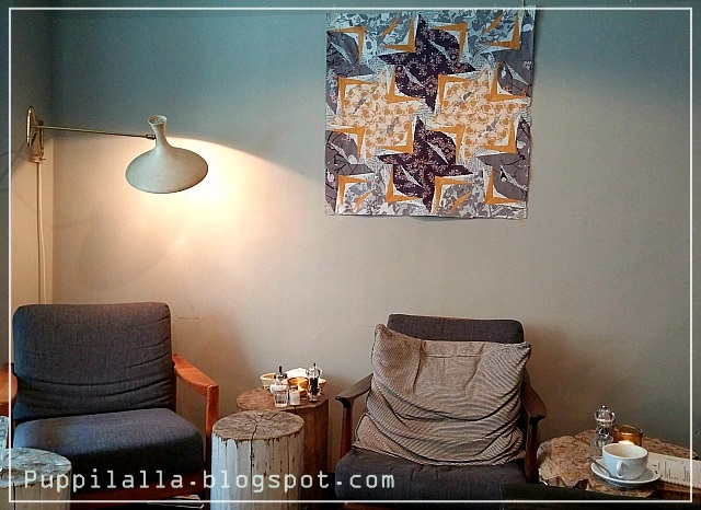 Puppilalla, Blog Hop, Katarina Rocella, Blithe Fabrics, Foundation Paper Piecing, Free Quilt Block, Original Design