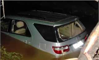 Correnteza arrasta carro e quatro pessoas da mesma família morrem afogadas em PE