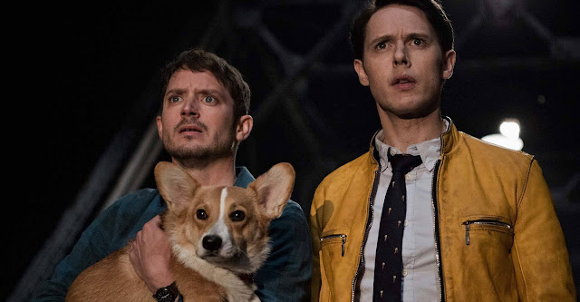 Análise Dirk Gently's Holistic Detective Agency