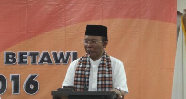 Lebaran Betawi 2016 Bikin Ahok Tersinggung, Begini Kata Bamus Betawi