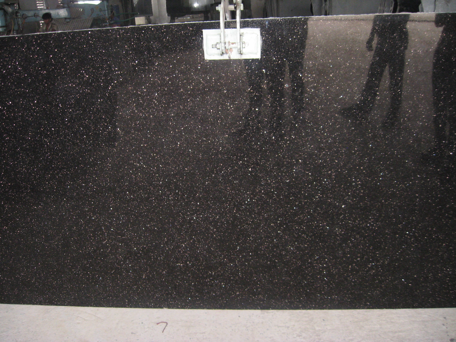 Bengal Black Granite July 2013