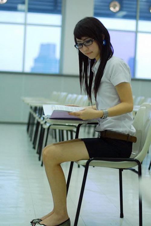 Thai School Girl Uniform - Asia Get Amazing-5578