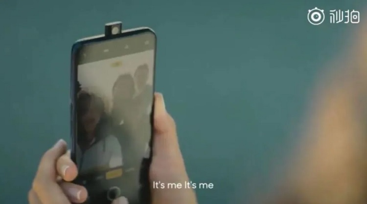 Realme X with Pop-up Selfie Snapper Teased