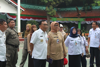 Lomba Sekolah Sehat tingkat DKI 2017