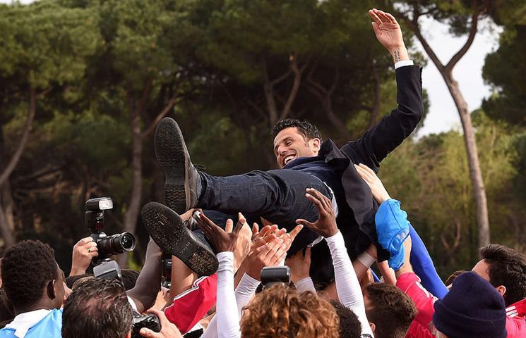 Fabio Grosso novi šef stručnog štaba Barija
