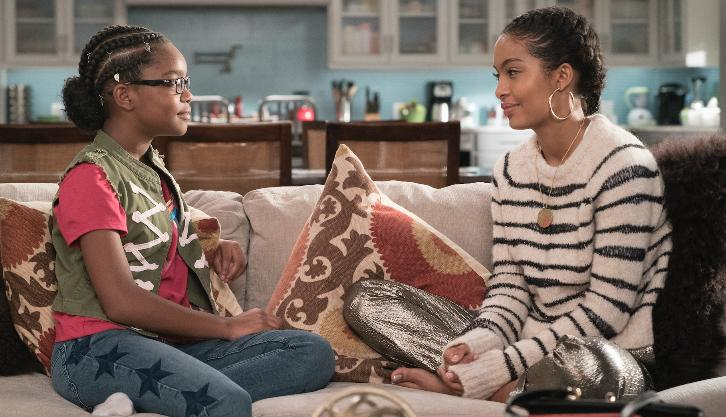 Black-ish - Episode 4.06 - First and Last - Promotional Photos & Press Release