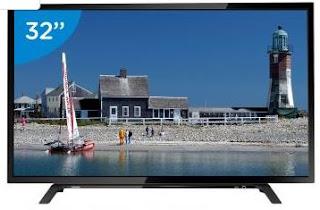 TV LED em Promoção na Magazine Luiza