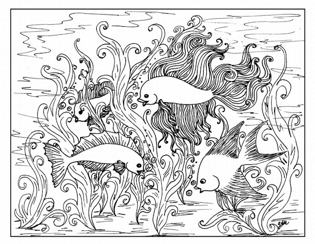 Detailed Animal Coloring Pages With Marvellous Detailed Animal