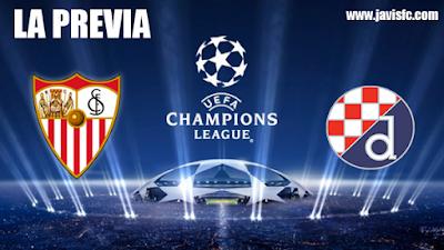 Previa Sevilla FC - Dinamo Zagreb