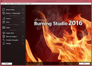 تثبيت و تفعيل برنامج Ashampoo Burning Studio 2016