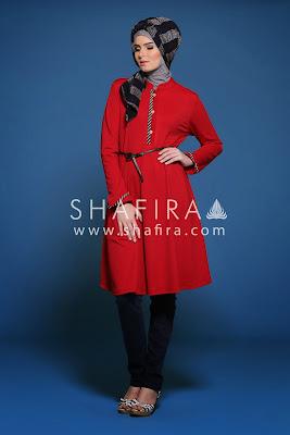 Model Baju Muslim Terbaru Shafira Untuk Remaja