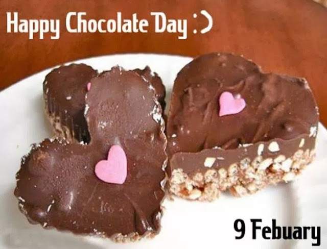 valentine chocolate day 2018
