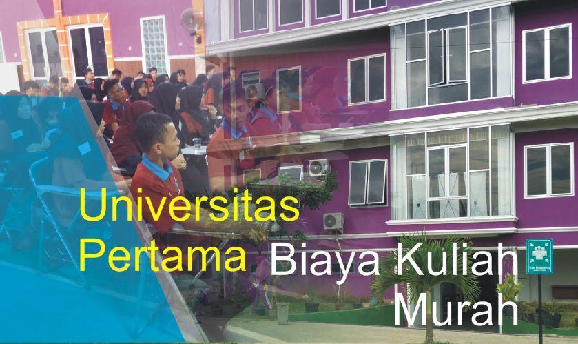 Coba Geh Universitas Swasta Dengan Biaya Kuliah Murah Pertama di Pringsewu Lampung
