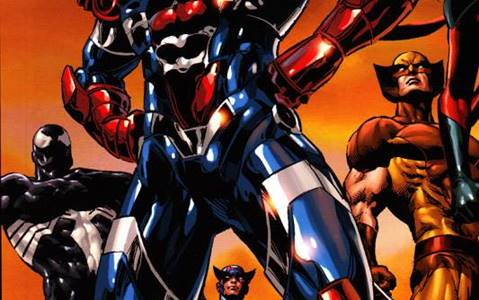 fakta venom menjadi anggota avengers