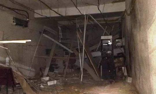 Bandidos explodem posto do Bradesco em Itatira