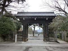 京都御苑:蛤御門