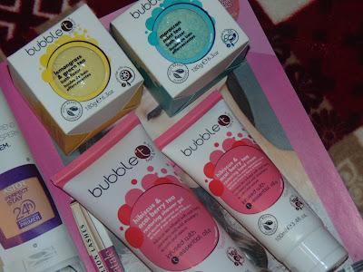 Nowości Bubble T Cosmetics