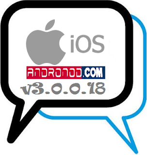 Download BBM Mod iOS Light v10 Based v3.0.0.18