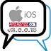 BBM Mod iOS Light v10 Based v3.0.0.18
