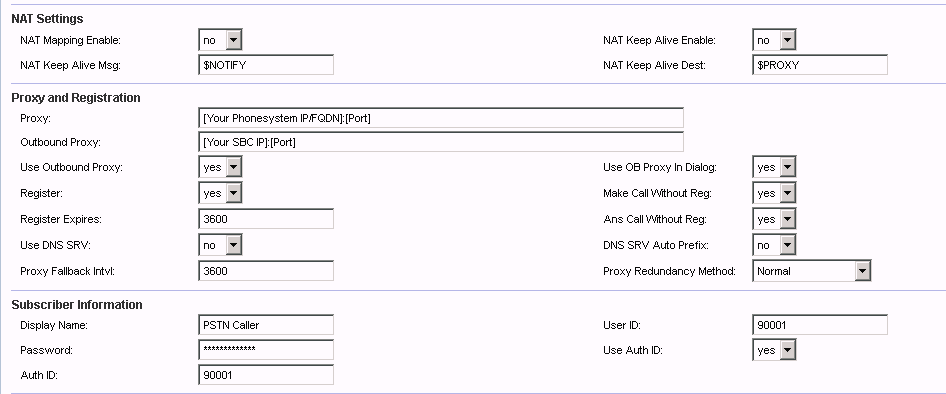 Blog of an IT Admin : iTalkBB and 3CX (Or any VoIP Phone System)