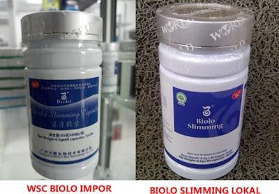 Agen Resmi WSC Biolo Impor Original