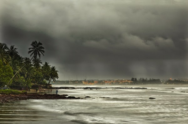 Monsoon in Goa