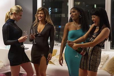 Lili Reinhart, Jennifer Lopez, Keke Palmer e Constance Wu estrelam