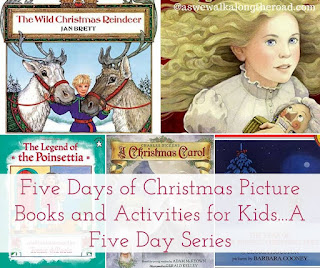 Literature extension activities for The Legend of the Poinsettia