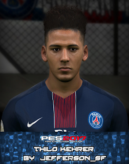 PES 2017 Faces Thilo Kehrer by Jefferson_SF